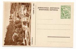 10 DINARA GREEN, AROUND 1956, TOPOLSICA, SLOVENIA, YUGOSLAVIA, POSTCARD, NOT USED - Slovenia