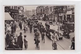 KOBENHAVN. VESTERBROGADE. ALEX VINCENT'S KUNSTFORLAG-VINTAGE CPA CIRCA 1930s - BLEUP - Danimarca