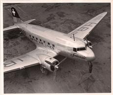 Aviation - Avion DC-3 De La Swissair HB-IRO - Aviation