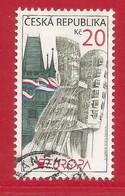 Tschechische Republik  2012 Mi.Nr. 718 , EUROPA CEPT Visite / Besuche - Gestempelt / Used / (o) - Europa-CEPT