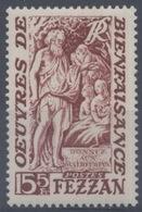France, Fezzan : N° 54 Xx Neuf Sans Trace De Charnière Année 1950 - Fezzan (1943-1951)