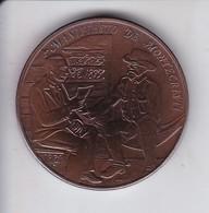 MONEDA DE CUBA DE 1 PESO DEL AÑO 1994 DEL MANIFIESTO DE MONTECRISTI (COBRE PATINADO) (COIN) SIN CIRCULAR-UNCIRCULATED - Cuba