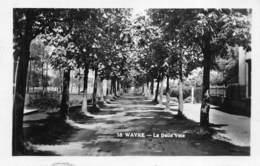 Wavre - La Belle Voie - Carte-Photo - Wavre