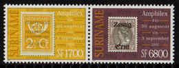 SURINAME, 2002 Amphilex 2v MNH - Surinam