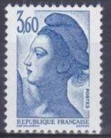 France Neuf ** - 2485 A Papier Couché - Abarten Und Kuriositäten