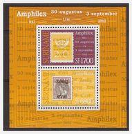 SURINAME, 2002 Amphilex S-s MNH - Surinam