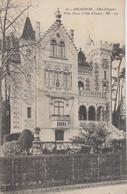 CPA Arcachon - Villa Faust (ville D'hiver) - Arcachon