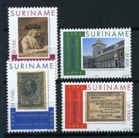 SURINAME, 2003 Joh. Enschede 4v MNH - Surinam
