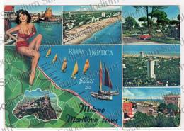 CERVIA Milano Marittima - Riviera Adriatica - Pin Up - Rimini