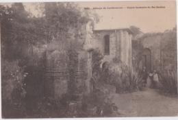 Bt - Cpa Abbaye De Landévennec - Crypte Funéraire Du Roi Gradlon - Landévennec