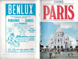Paris Cooks 1970  (70 Pages   Fmt B 5) - Cultural