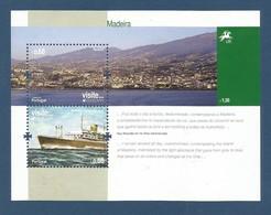 Portugal / Madeira  2012  Mi.Nr. Block 52 (316/17) , EUROPA CEPT Visite - Postfrisch / MNH / (**) - 2012