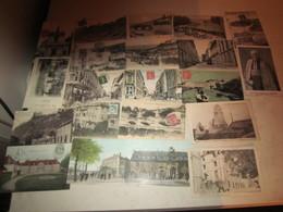Lot Cpa Carte Postale Ancienne Besancon - Besancon