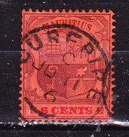 Mauritius 1902- Stemma   6  C- Usato - Maurice (...-1967)