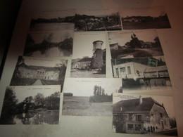 Lot Ancienne Carte Postale Cpa Monceley - Francia