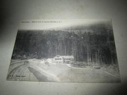 Ancienne Carte Postale Cpa Hotel Foret Lauchen - France