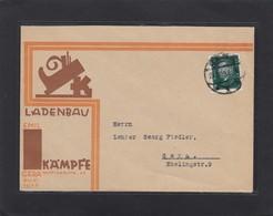 LADENBAU EMIL KÄMPFE,GERA. - Allemagne