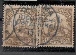 D.O.A.DEUTSCH OSTAFRIKA.1905.MICHEL N°30.OBLITERE.19D46 - Colonie: Afrique Orientale