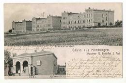 57-4086 MORHANGE Caserne - Morhange