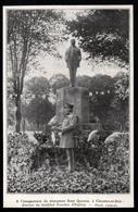 1931  -  CHAUMES EN BRIE INAUGURATION DU MONUMENT A QUINTON  F. D ESPEREY  3R189 - Oude Documenten