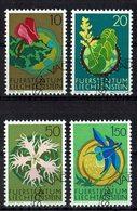 Liechtenstein 1971 // Mi. 539/542 O - Liechtenstein