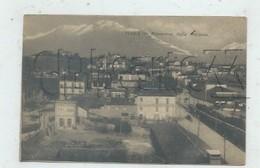 Ivrea Ou Ivrée (Italie, Piemont) : Panorama Dalla Stazione En 1920 (animé) PF - Italia