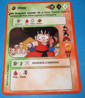 DRAGON BALL ALCHEMIA CARDS ITALY 084 - Dragonball Z