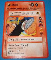 DRAGON BALL ALCHEMIA CARDS ITALY 051 - Dragonball Z