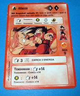 DRAGON BALL ALCHEMIA CARDS ITALY 066 - Dragonball Z