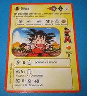 DRAGON BALL ALCHEMIA CARDS ITALY 094 - Dragonball Z