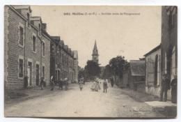 35 - MEILLAC - ARRIVEE ROUTE DE PLEUGEUNEUC - VOIR ZOOM - France