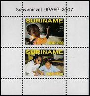 SURINAME, 2007 UPAEP, Education S/s  MNH - Suriname
