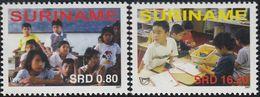SURINAME, 2007 UPAEP, Education 2v MNH - Surinam