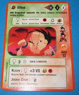 DRAGON BALL ALCHEMIA CARDS ITALY 098 - Dragonball Z
