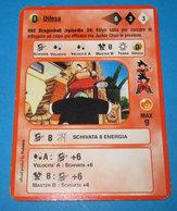 DRAGON BALL ALCHEMIA CARDS ITALY 092 - Dragonball Z
