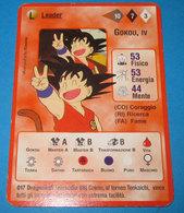 DRAGON BALL ALCHEMIA CARDS ITALY 017 - Dragonball Z