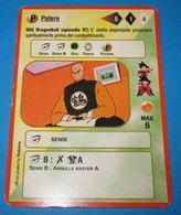 DRAGON BALL ALCHEMIA CARDS ITALY 005 - Dragonball Z