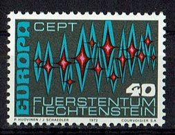 Liechtenstein 1972 // Mi. 564 ** - Liechtenstein