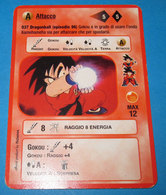 DRAGON BALL ALCHEMIA CARDS ITALY 037 - Dragonball Z