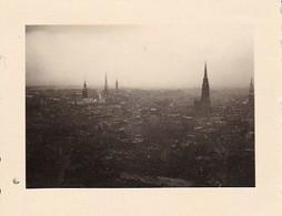 Foto Hamburg Im Schneesturm - Michel-Sturm - Ca. 1940 - 5,5*4cm (40373) - Orte