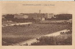 69 VILLEFRANCHE SUR SAONE COLLEGE DE MONTGRE - Villefranche-sur-Saone