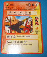 DRAGON BALL ALCHEMIA CARDS ITALY 097 - Dragonball Z