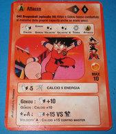 DRAGON BALL ALCHEMIA CARDS ITALY 040 - Dragonball Z