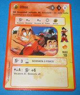 DRAGON BALL ALCHEMIA CARDS ITALY 100 - Dragonball Z