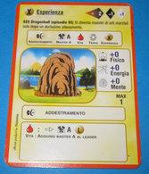 DRAGON BALL ALCHEMIA CARDS ITALY 025 - Dragonball Z