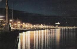 Postcard Douglas Illuminations Isle Of Man IOM PU 1964 My Ref  B12978 - Isle Of Man