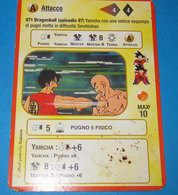 DRAGON BALL ALCHEMIA CARDS ITALY 071 - Dragonball Z