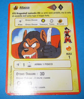 DRAGON BALL ALCHEMIA CARDS ITALY 070 - Dragonball Z