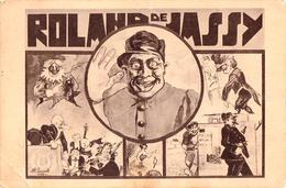 ACTEUR : ROLAND DE JASSY - ILLUSTRATION SIGNÉE : A. SOKOLOV / 1922 - KUNSTASTALT ANGEROS - BERLIN -  RARE ! (aa984) - Romania