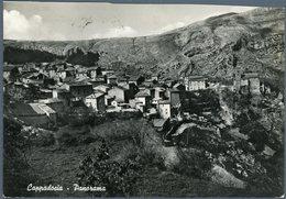 °°° Cartolina N. 195 Cappadocia Panorama (rifilata) Viaggiata °°° - L'Aquila